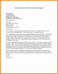 Sample Cover Letter For Finance Position Sample Of Cover Letter For Finance Internship
