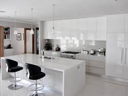 White Gloss Kitchen Ideas 30 Best White Modern Kitchens Images On Pinterest Kitchen Ideas