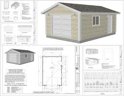 2 Story Garage Apartment Plans 24 26 Garage With Loft Remicooncom