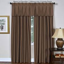 providence back tab pinch pleat window treatment