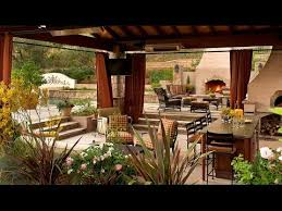 outdoor living room ideas modern outdoor living space ideas youtube