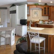 replacing kitchen cabinet doors before and after i14 on stunning