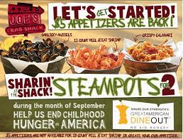 coupons for joe s crab shack joe s crab shack eats coupons