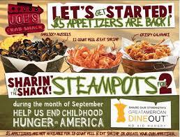 joes crab shack joe s crab shack eats coupons