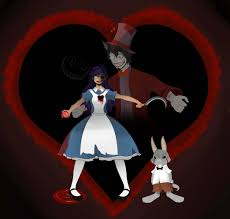 Creepy Clown Meme - the rabbit and creepy clown cold are madly in love p just look