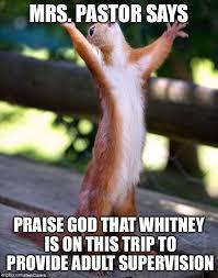 Squirrel Meme - praying squirrel meme generator imgflip