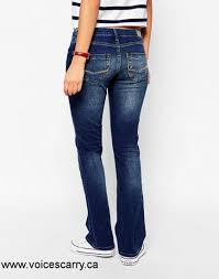 womens bootcut canada cross canada s s cross low waist