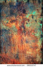 rusty colored metal cracked paint grunge stock photo 200219654