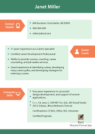 Choose The Best Latest Resume by 2016 Best Resume Format Template