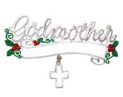 godmother ornament etsy