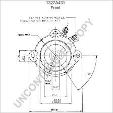 1327a431 product details prestolite leece neville