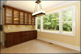 Ideas Concept For Butlers Pantry Design Traditional Dining Designs With Open Concept Living Nc Custom Homes