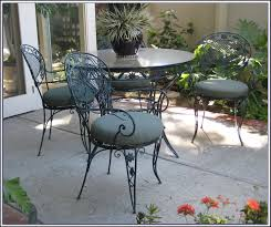 Wrought Iron Patio Chair Vintage Wrought Iron Patio Furniture Makers Patios Home