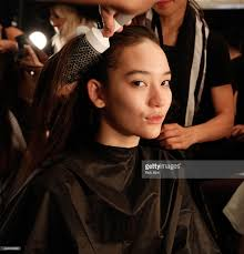 new york hair show 2015 reem acra front row backstage spring 2016 new york fashion