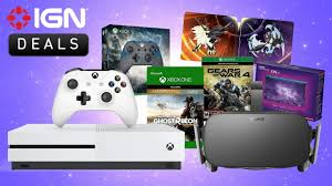 amazon scalpers selling new nintnedo 3ds black friday daily deals xbox one new 3ds ps4 pro and switch ign