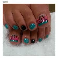 50 pretty toenail art designs toe nail art sunset colors and toe