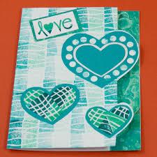 card idea cutout edge card tutorial greeting card class