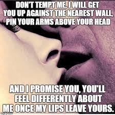 romantic kiss meme generator imgflip