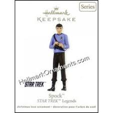 trek ornaments commander data trek