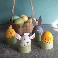 Easter Egg Decorating At Home by Decorate Your Own Easter Eggs Lia Griffith