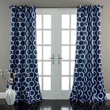 chainlink window curtains set walmart com