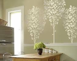 Painting For Dining Room 10 Best Wall Trees Images On Pinterest Wall Stenciling Projects
