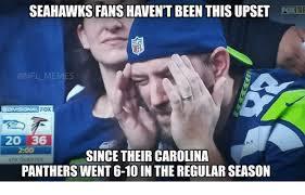 Seahawks Fan Meme - seahawks fans havent been thisupset fox np nfl memes fox divisional