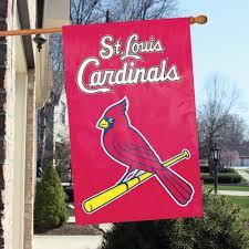 Porch Flags Amazon Com St Louis Cardinals Sports Fan Outdoor Flags