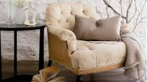 Shabby Chic Armchairs by Homelife Decorating With Natural Materials