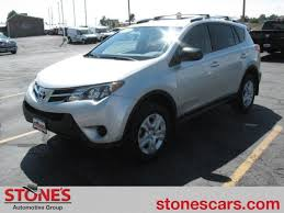 toyota suv used used certified one owner 2015 toyota rav4 le awd suv rexburg id