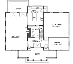classical style house plan 4 beds 3 50 baths 3000 sq ft plan 477 7