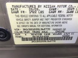nissan sentra warning lights 2005 used nissan sentra 4dr sedan i4 automatic 1 8 s sulev at car