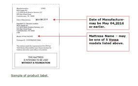Used Crib Mattress Ikea Recalls Crib Mattresses Cpsc Gov