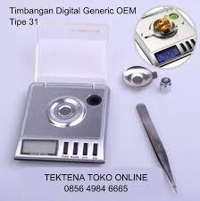 Timbangan Emas Digital Surabaya timbangan digital 0 001g 20g generic oem tipe 31 timbangan digital