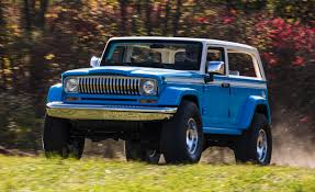 cool jeep cherokee jeep chief concept driven u2013 feature u2013 car and driver