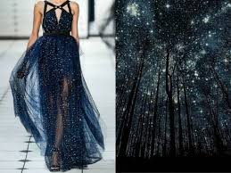 unrepeatable dresses based on sketches of nature youarts
