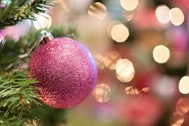 free photo ornament bulb sparkle pink celebration max