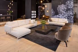 ledersofa piu von intertime tradeshows u0026 events u2013 intertime