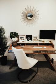 Organized Office Desk Work How To Keep An Inspiring And Organized Office The Calm Collective