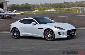 nissan coupe 2016 2016 jaguar f type r awd review video performancedrive