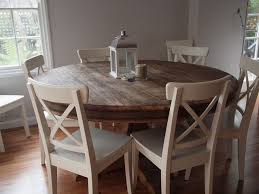 Rustic Kitchen Table Sets Kitchen Exquisite Rustic Round Kitchen Table Interior Small