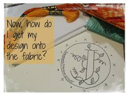 You Are My Designs The Best Ways To Transfer Designs To Fabric