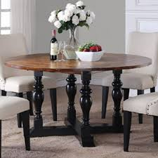 winners only weston drop leaf square round dining table pilgrim