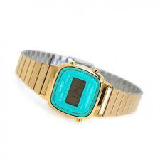 casio donna piccolo orologio casio donna la670wga 2 digitale bracciale dorato vintage c