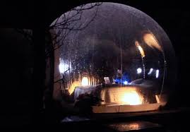 sleep under the northern lights sleep in a bubble under the northern lights in iceland tech