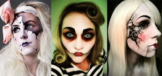 15 scary doll halloween make up looks ideas u0026 trends 2014 for