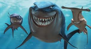 watched finding nemo u0026 shark crew reminded 3