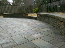 Faux Stone Patio by Faux Flagstone Paver Patio Patio Action Landscaping Imperial Mo