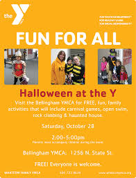 halloween at the bellingham y whatcom family ymca locations in