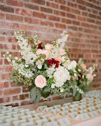 wedding flowers for guests and bob s fox themed wedding in martha stewart weddings